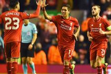 Liverpool çeyrek finale göz kırptı