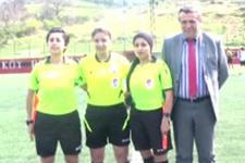 Kadıköyspor - Doğanspor maçında 8 kırmızı kart çıktı