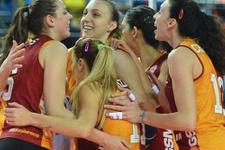 Galatasaray Avrupa'da finale yükseldi
