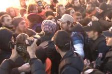 Taksim'deki Ankara eylemine polis müdahalesi!