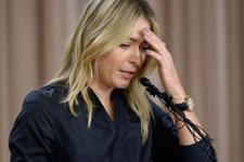 BM'den Sharapova'ya kötü haber
