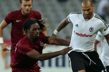 Trabzonspor Beşiktaş maçının ilk 11'leri belli oldu