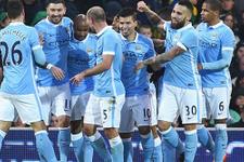Manchester City tarih yazdı