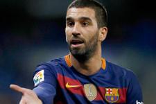 Arda Turan Barcelona formasıyla ilk kez