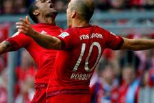 Muhteşem düelloyu Bayern Münih kazandı