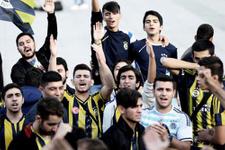 Braga'da Fenerbahçe coşkusu!