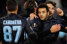 Lazio kupaya veda etti