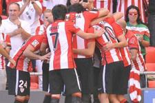 İspanyol kapışması Atletic Bilbao'nun