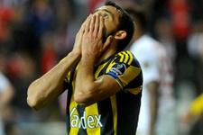 Mehmet Topal'ın tartışmalı penaltı pozisyonu ve kırmızı kartı