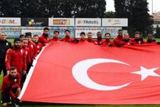 Galatasaray Çanakkale Zaferi'ni unutmadı