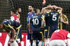 Fenerbahçe UEFA Avrupa Ligi tarihine geçti!