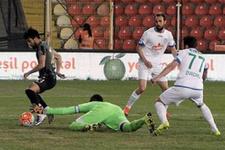 Akhisar Belediyespor Çaykur Rizespor maçının sonucu