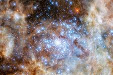 Güneşten 30 milyon kez daha parlak yıldızlar keşfedildi