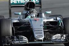 Nico Rosberg kaldığı yerden
