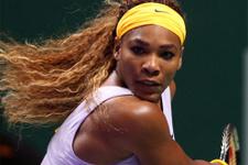 Serena Williams'a Azarenka darbesi