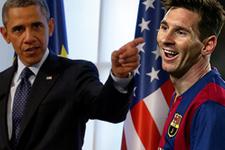 Barack Obama Messi ile görüşemedi sitem etti