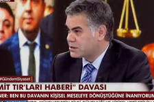 Süleyman Özışık: MİT, BBG evi değil