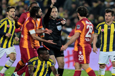 Galatasaray Fenerbahçe derbisindeki tesadüf