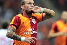 Wesley Sneijder için Galatasaray defteri kapandı mı?