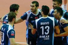 Arkas Spor Avrupa kupalarına veda etti