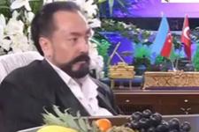 Adnan Oktar'ı çıldırtan Erdoğan sorusu! O bileği kırarım