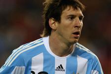 Lionel Messi yarım dalya dedi