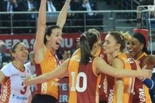 Galatasaray Rusya'ya ateş püskürdü