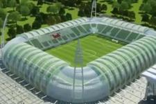 Akhisar Arena için yeni ihale