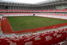 Yeni Sivas 4 Eylül Stadı'nda öyle bir özellik var ki...