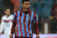 Trabzonspor'da Oscar Cardozo dönemi bitiyor