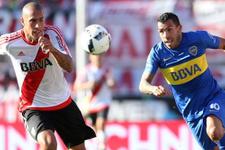 River Plate bastırdı Boca Juniors direndi