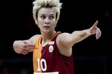 Galatasaray UMMC Ekaterinburg'e boyun eğdi