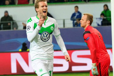 Wolfsburg çeyrek finale yükseldi