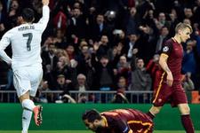 Real Madrid istediğini yaptı tur atladı