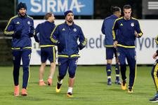 Fenerbahçe Braga maçına hazır
