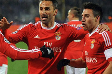 Benfica Rusya'da turladı
