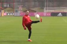 Franck Ribery yine döktürdü!