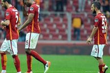 Galatasaray için tek teselli Fenerbahçe derbisi