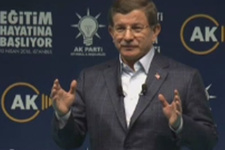 Davutoğlu'ndan Kılıçdaroğlu'na: Edep yahu göndermesi