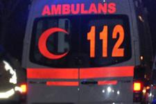 Isparta'da otobüs kazası: 39 yaralı