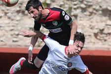 Karagümrük Amed Spor maçında olaylar çıktı