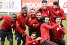 Galatasaray'da derbi öncesi şok sakatlık