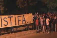 Fenerbahçeliler'den Samandıra'da protesto şoku!