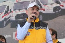Müezzinoğlu'ndan helikopter müjdesi