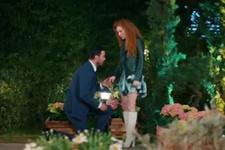 Kiralık Aşk 42. bölüm - Ömer'den Defne'ye sürpriz evlenme teklifi