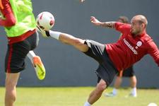 Galatasaray Çaykur Rizespor maçına hazırlanıyor