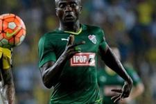 Bursasporlu futbolcu süresiz kadro dışı kaldı