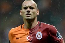 Wesley Sneijder derbiye yetişmeye çalışıyor