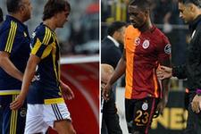 Fenerbahçe ve Galatasaray sakatlık yarışında!