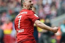 Franck Ribery Bayern Münih'e hayat verdi